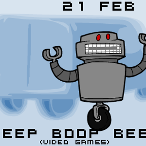 Two Beans - Beep Boop Beep (Video Games) - 21 Feb 11