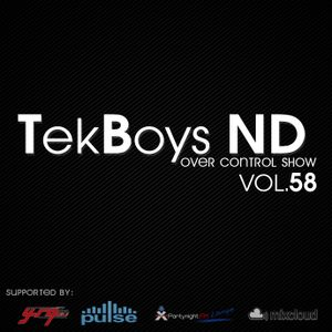 TekBoys ND - Over Control Vol.58