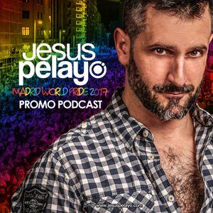 Madrid World Pride Promo Podcast - Jesus Pelayo