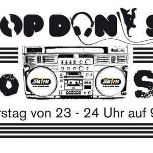 HipHop Don't Stop Radio Show #6 on 93,6 Jam FM gefeiert von K1X feat. San Gabriel