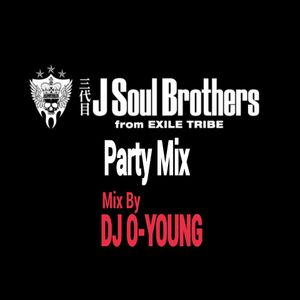 三代目J-SOUL BLOTHERS PARTY MIX