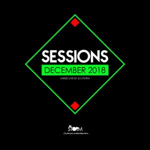 The Sessions Podcast - December 2018