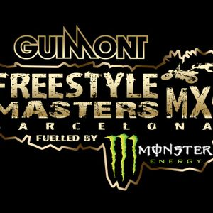 Guimont at Freestyle Masters MX Barcelona by Monster Energy