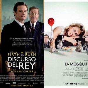 La Cartellera - El Discurso del Rey + La Mosquitera (27.1.11)