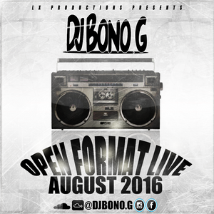 Open Format Live August 2016