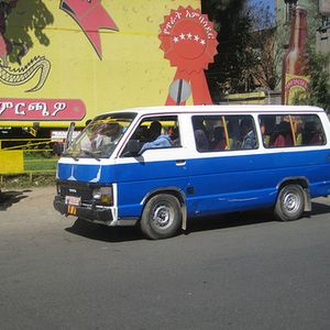 DJ Crown Prince - Taxi Van Series Vol 3