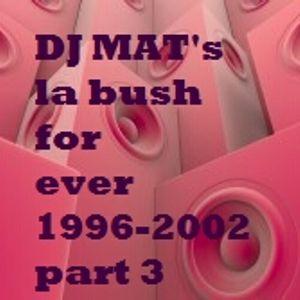 DJ MAT's NUM 33 RETRO HOUSE LA BUSH FOR EVER PART3