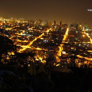 Technosis dj set by Fabian castellanos @ Halloween Party part 3 2012-10-21