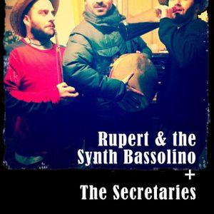 Rupert & the Synth Bassolino 2011 live @ 1000piani