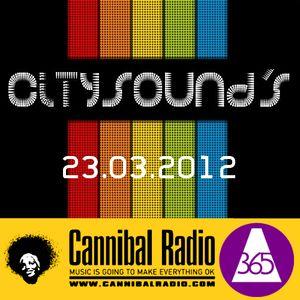 citysounds // δeface365 + cannibal radio