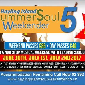 REVIEW OF HAYLING ISLAND SUMMER SOUL WEEKENDER 5