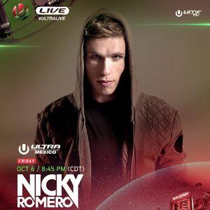 Nicky Romero - Live @ Ultra Mexico 2017