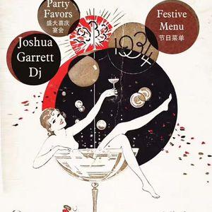 ( New Year's Eve Opening ) Celebrate with style ! Chengdu , Grappa Restaurant Joshua Garrett