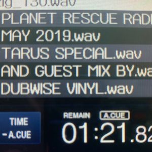 Planet Rescue w/ Fizzy Veins, Jah Beers & Dubwise Vinyl (May 2019)