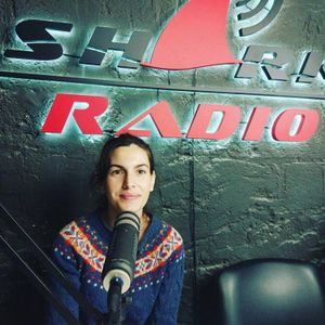 Morning Show  -  Katya Saiykovskay 13.11.2017
