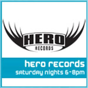 Hero Records Show #18 (2012-08-25) - Missing Guest and a Discogs Pile