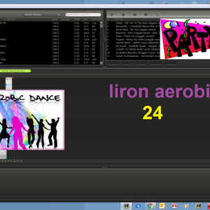 liron aerobic 24 140 bpm