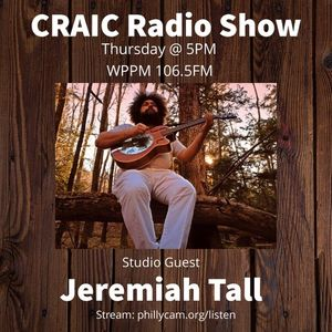 """Jeremiah Tall """"Music Makers"""" Interview August 15, 2019"""