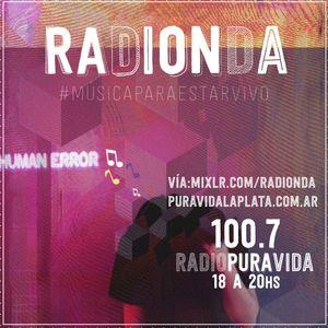 RADIONDA 100.7 VÍA RADIO PURA VIDA 13-07-2016 #MÚSICAPARAESTARVIVO