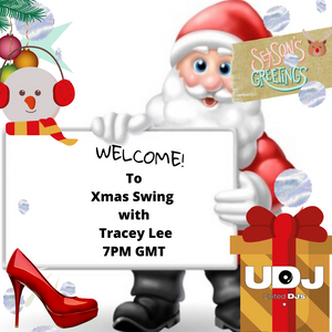 Tracey Lee Show -Xmas Swing -24th December 2019