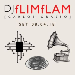 DJ FLIMFLAM live at Suis Generis, New Orleans: set August 4, 2018
