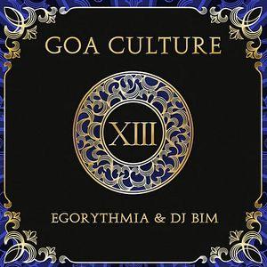 Goa Culture 13 Mixed By Dj Eddie B (2013)