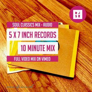 Soul Classics - 7inch Vinyl Mix Playing Tracks