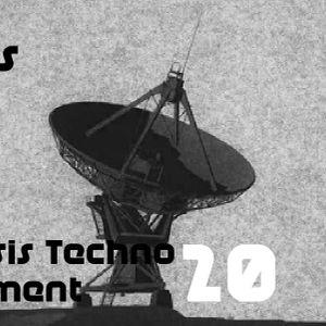 Analysis Techno Movement # 20   Rebus (25-04-17)