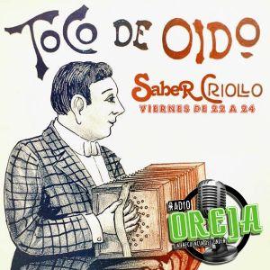 TOCO DE OIDO - PROGRAMA 009 - 20-03-15 - VIERNES DE 22 A 24 HS POR WWW.RADIOOREJA.COM.AR