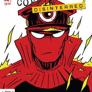 "DECOMPRESSED 010: DAVID HINE AND SHAKY KANE ON BULLETPROOF COFFIN: DISINTERRED #4 (""84"")"