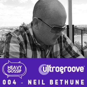 HG&UG 004 - Neil Bethune