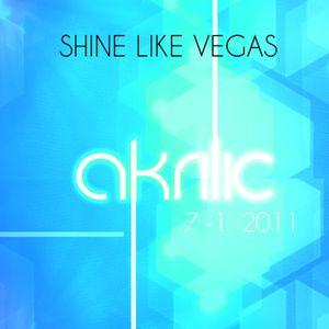 Shine Like Vegas - LMFAO, Skrillex, Deadmau5, Justice, Feed Me, Sam Adams.