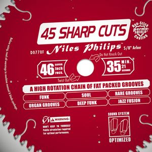 Niles Philips - 45 Sharp Cuts (Cut 'n' Paste Mix)