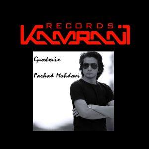 Kamrani Ministry of Dance - Episode 021 - 25.01.2014 - (Monster Waves!) [Guestmix Farhad Mahdavi]