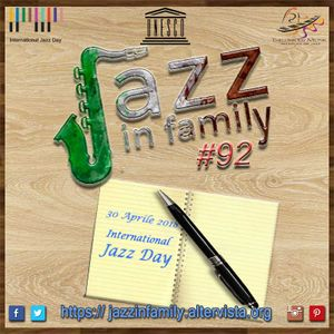 Jazz in Family #92 del 26/04/2018