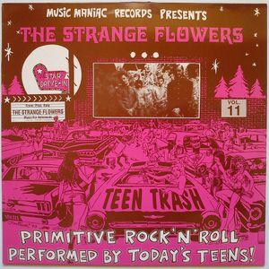 The Strange Flowers - Music For Astronauts (Teen Trash Vol 11, 1994)