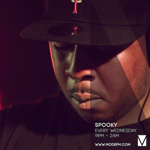 31/08/2016 - Spooky - Mode FM (Podcast)