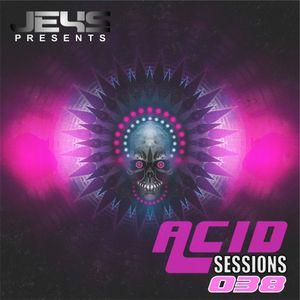 ACID SESSIONS 038 Psy Trance