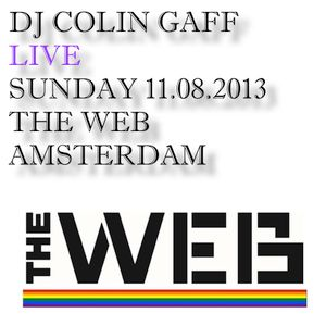 LIVE IN AMSTERDAM - 12TH AUGUST 2013 - THE WEB - 5 HOUR SET (PART 1)