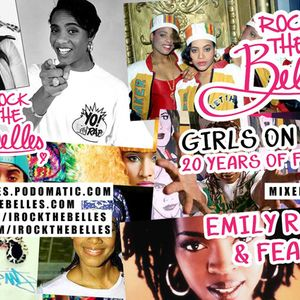 Rock The Belles Girls On The Mic - 20 Years Of Female Mc's
