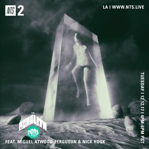 The Monolith w/ PBDY, Nick Hook & Miguel Atwood-Ferguson - 12th December 2017