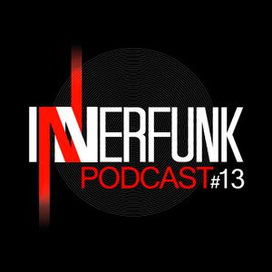 INNERFUNK PODCAST #13 - mixed by Kutuzov