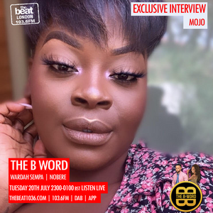#TheBWord hosted by @wardahsempa & @nobere1 with @_queenmojo & @SirGhost 20.8.19 11PM-1AM