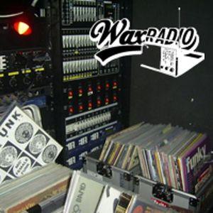 Waxradio No.1: Mix by DJ At (Trust in Wax)