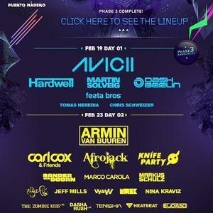 Avicii - Live @ Ultra Music Festival Buenos Aires (Argentina) 2013.02.19.