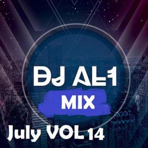 DJ AL1_MIX july 2018 VOL 14 (DANCE)