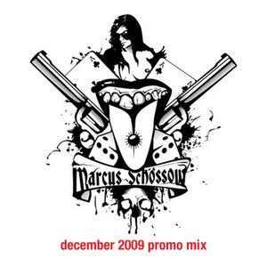 Marcus Schossow December 2009 Promo Mix