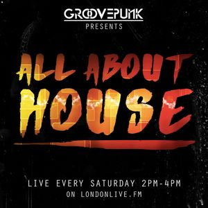 ALL ABOUT HOUSE - Deep|Funky|Tech - 21/05/2016