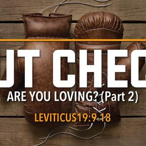 Are You Loving? (Part 2) (Audio)