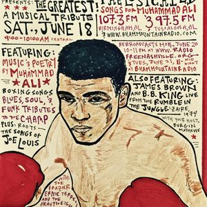 """THE LOST CHILD, EPISODE 212: """"THE GREATEST"""" -- REMEMBERING MUHAMMAD ALI"""
